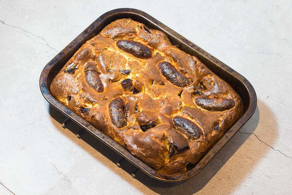 Posh Toad in the Hole Recipe